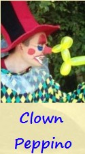 Clown Peppino